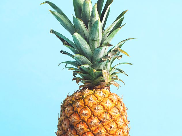 Perishables Logistics - Pineapples