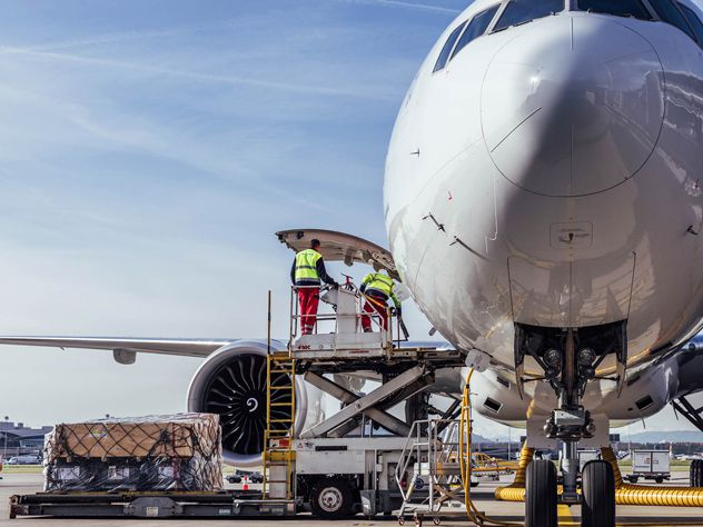 Air Logistics - air shipping, air cargo and air freight services