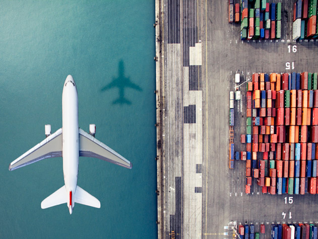 KN Sea-Air speed of air freight the economy of sea freight