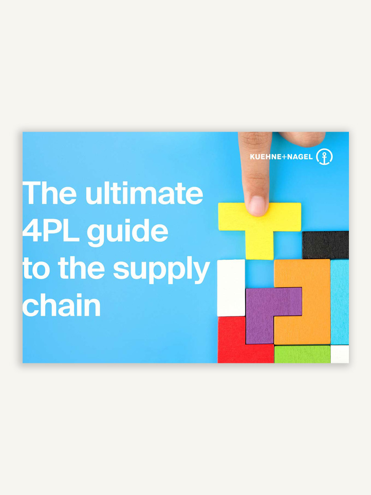 Whitepaper - The ultimate 4PL guide to the supply chain (PDF)